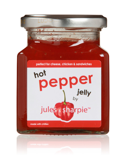 Jules and Sharpie - Hot Pepper Jelly