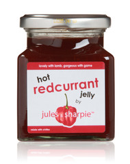 Jules and Sharpie - Hot Redcurrant Jelly