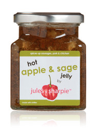 Jules and Sharpie - Hot Apple & Sage Jelly