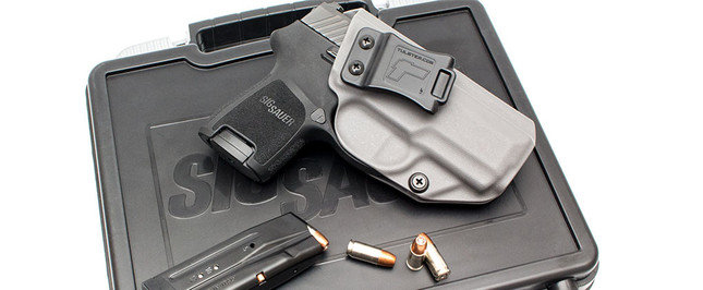 Sig Sauer P320 Subcompact Profile Holster released today!