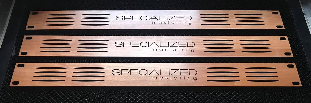 Nice-Racks, Real Wood Blank Rack Panels