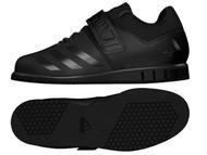 Adidas Powerlift 3 Black www.battleboxuk.com