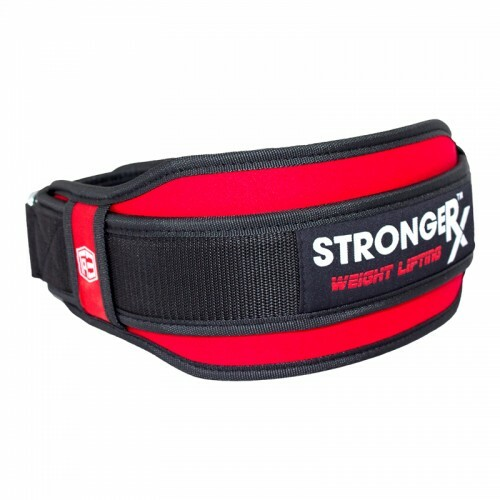 StrongerX TR3 Weight Lifting Belt