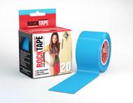 ROCKTAPE H2O Blue 5cm width - 5m length