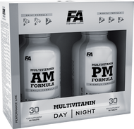 FA ENGINEERED NUTRITION MULTIVITAMIN AM PM FORMULA