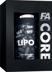 FA ENGINEERED NUTRITION LIPO Thermogenics Fat Burner