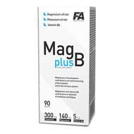 FA ENGINEERED NUTRITION MAG PLUS B Magnesium, Potassium and Vitamin B6