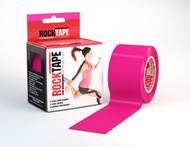 CrossTrainingUK - ROCKTAPE Hot Pink 5cm width - 5m length
