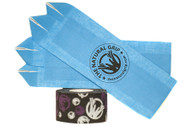 "The Natural Grip Combo ""Grip+ Goat Tape Roll"" Light Blue  - www.BattleBoxUk.com"