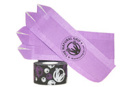 "The Natural Grip Combo ""Grip+ Goat Tape Roll"" Purple  - www.BattleBoxUk.com"