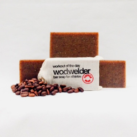 WOD WELDER COFFEE SOAP 3 PACK - SAVE OVER