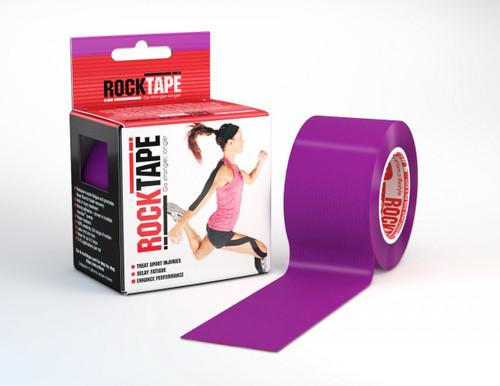 CrossTrainingUK - ROCKTAPE Purple 5cm width - 5m length