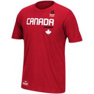 Reebok Crossfit Invitational 2015 Team Canada Tee
