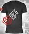 """BattleBox and RokFit """"Shut Up & Lift"""" Motivation T-Shirt"""