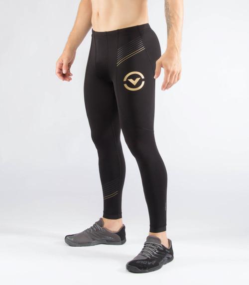 VIRUS Men's Energy Series Compression Pinstripe V2 Tech Pants (AU9.5) www.battleboxuk.com