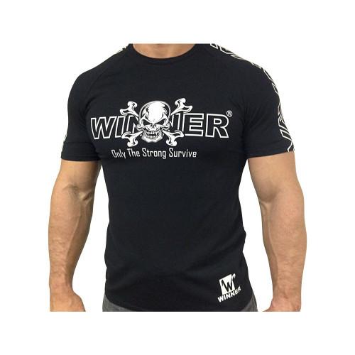 Klokov Team Winner Skull Shirt www.battleboxuk.com