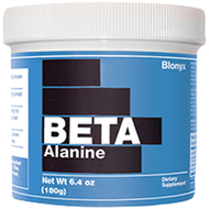 BLONYX BETA ALANINE 180g POWDER 30 DAY SUPPLY www.battleboxuk.com