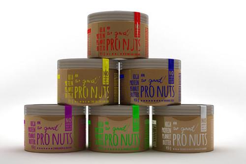FA NUTRITION SO GOOD!® PROTEIN  PEANUT BUTTER 460g www.battleboxuk.com