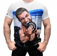 """KLOKOV WINNER T-SHIRT """"SHARZH""""www.battleboxuk.com"""