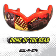DAMAGE CONTROL DOME OF THE DEAD HIGH IMPACT MOUTHGUARD www.battleboxuk.com