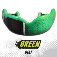 DAMAGE CONTROL GREEN BELT HIGH IMPACT MOUTHGUARD www.battleboxuk.com