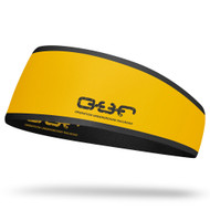 HYLETE O.U.R. reversible headband black/yellow www.battleboxuk.co.uk