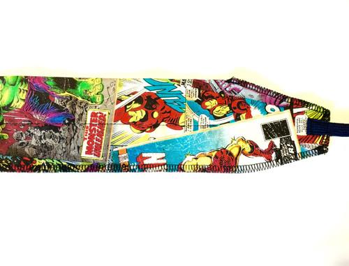 "STRENGTH WRAPS ""MARVEL HERO""LIMITED EDITION HULK,SPIDERMAN,IRONMAN,THOR www.battleboxuk.com"