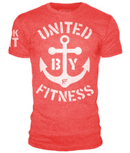 ROKFIT UNITED BY FITNESS HEATHER RED www.BattleBoxUK.com