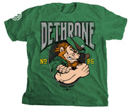 Dethrone Wicked Tee Green