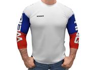 Klokov WINNER Weightlifting White Longsleeve www.battleboxuk.com