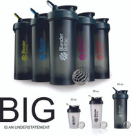 BlenderBottle® Pro45 1300ml / 45oz Mixer Water Protein Shaker Cup - www.BattleBoxUk.com