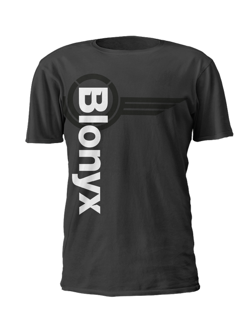 BLONYX SERIES 07 MEN SHIRT - CHARCOAL www.battleboxuk.com