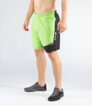 VIRUS MEN'S ORIGIN ACTIVE SHORT (ST3) GR/BK WWW.BATTLEBOXUK.COM