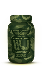 CrossTrainingUK - Scitec Nutrition  WARRIOR JUICE Whey + micellar casein protein