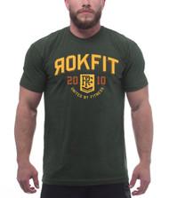 RokFit The Collegiate T-Shirt www.battleboxuk.com