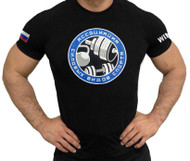 Klokov Winner Association Strength Sports Tee www.battleboxuk.com