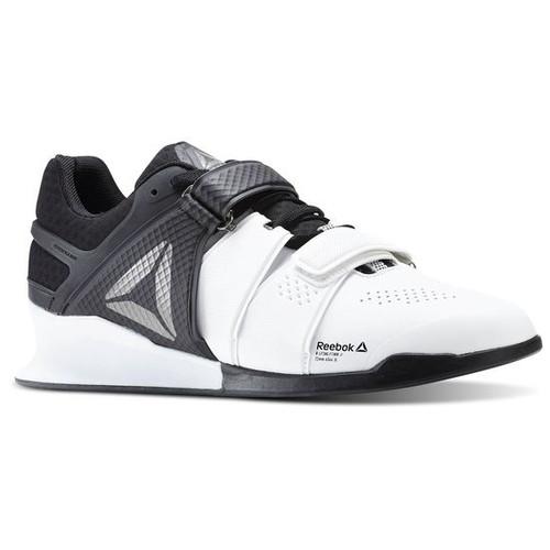 Reebok CrossFit Weightlifting OG Lifter White/Black/Pewter (BD1793) www.battleboxuk.com