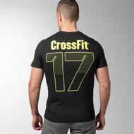Reebok CrossFit Open 17 Tee www.battleboxuk.com