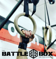 BattleBox SmartGear ™ Ultra WOD Gloves With Wrist Support -  www.battleboxuk.com