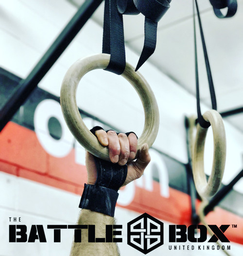 BattleBox SmartGear ™ Ultra WOD Gloves With Wrist Support -  www.battleboxuk.com