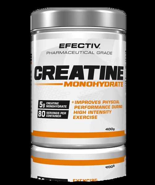 EFECTIVE Sport Nutrition Creatine www.battleboxuk.com