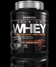EFECTIVE Sport Nutrition 100% Premium Whey www.battleboxuk.com