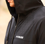 VIRUS MEN'S AIRFLEX FULL ZIP JACKET (CO22) WWW.BATTLEBOXUK.COM