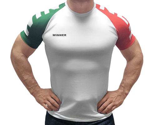 Klokov WINNER Italy T-shirt - www. BattleBoxUk.com