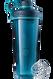 BlenderBottle® Radian® Tritan® Protein Shaker 32oz 940ml Water Blender Bottle (Radian_Tritan) - www.BattleBoxUk.com