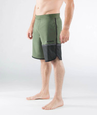 VIRUS MEN'S VELOCITY SHORT (ST5) OLIVE GREEN