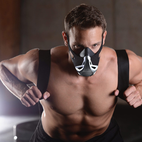 Phantom Athletic Breathing Training Fitness Mask - www.BattleBoxUk.com