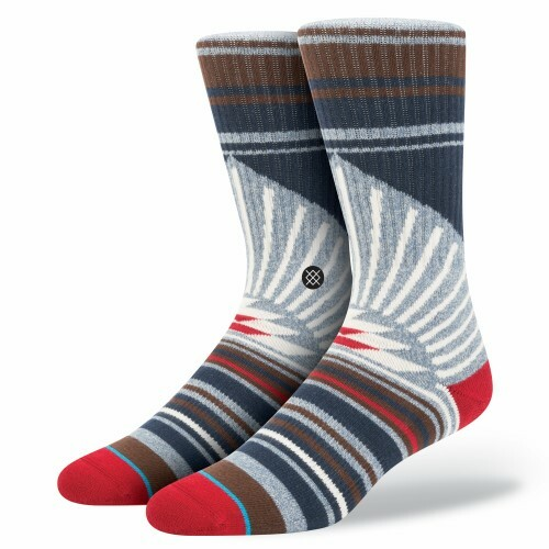 "STANCE ""ARECIBO"" SOCKS M311C15ARE www.battleboxuk.com"