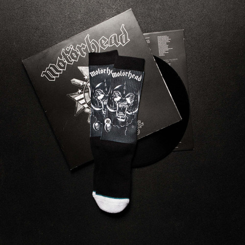"STANCE ""MOTORHEAD"" LIMITED EDITION SOCKS"