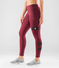 VIRUS WOMEN'S BIOCERAMIC ZEPU COMPRESSION FULL PANT (ECO40) -  WWW.BATTLEBOXUK.COM